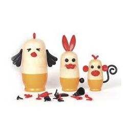 My 3 Yoshka - animaux