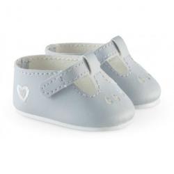 Chaussures grises bébé 36cm