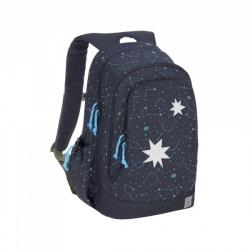 Magic Bliss - Grand sac à dos bleu
