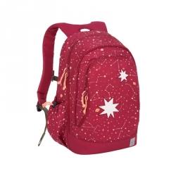 Magic Bliss - Grand sac à dos rouge