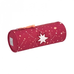 Magic Bliss - Trousse ronde rouge