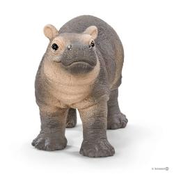 Bébé hippopotame Schleich