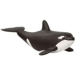 Bébé orque Schleich