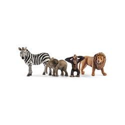 Kit animaux sauvages Schleich