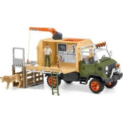 Ambulance de la jungle Schleich
