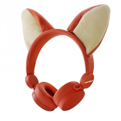 Kidywolf - Casque audio renard