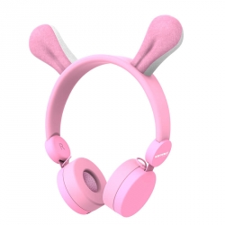 Kidywolf - Casque audio lapin