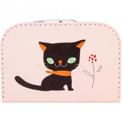 Grande valise chat