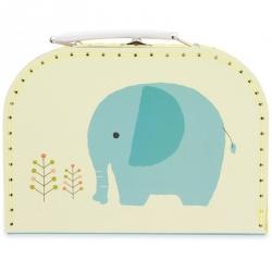 Petite valise éléphant