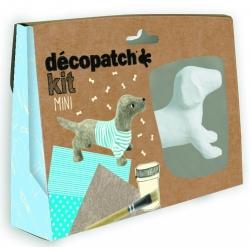 Décopatch - Mini kit Teckel