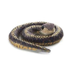 Marionnette à doigt Serpent