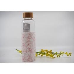 Gourde en verre - Hibiscus