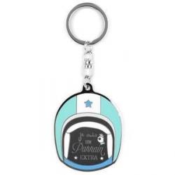 Porte-clés - Super parrain