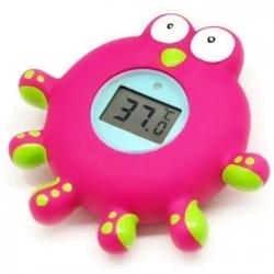 Thermomètre digital - Pieuvre