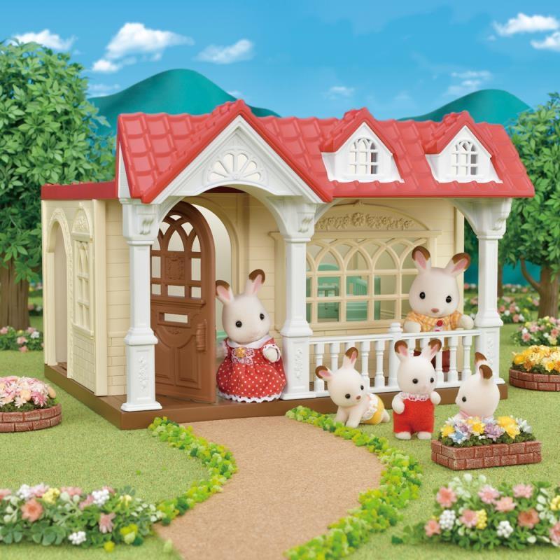 Sylvanian Families - La maison framboise - lolifant