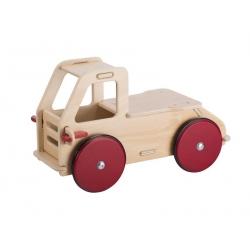 Porteur - Camion benne naturel