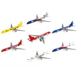 Avion de ligne miniature