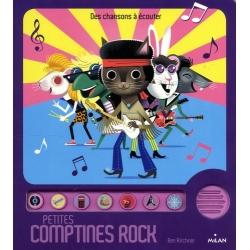 Chansons à écouter - Petites comptines rock