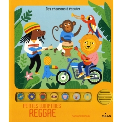 Chansons à écouter - Petites comptines reggae