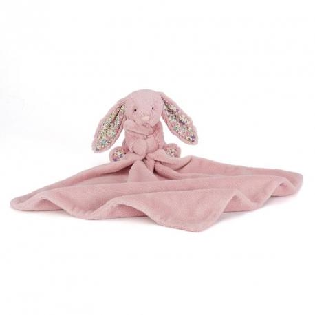 Blossom - Tulip le lapin avec doudou