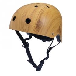 Casque de vélo - Coco bois S 47/53