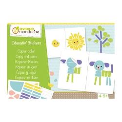 Educativ'Stickers - Copier-coller