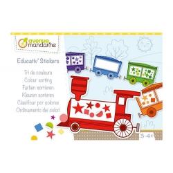 Educativ'Stickers - Tri de couleurs