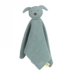 Doudou tricoté Little chums chien