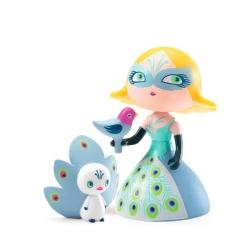 Arty toys - Columba & Ze Bird