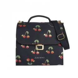 Lunch bag - Cerise