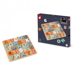 Sweet cocoon - Puzzle alphabet