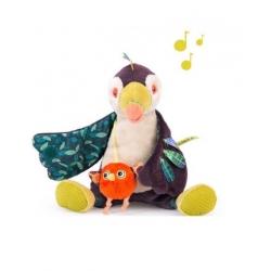 Dans la jungle - Pakou le toucan musical