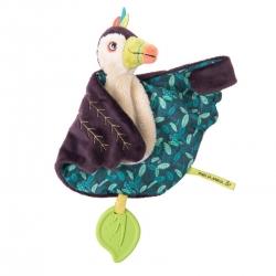 Dans la jungle - Doudou toucan Pakou