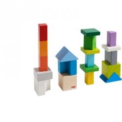 Jeu d'assemblage en 3D - Cubes mix