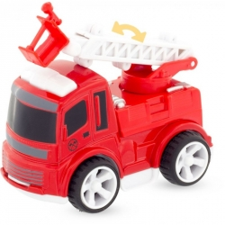 Camion de pompier à entrainement