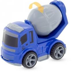 Camion de chantier à entrainement