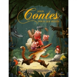 Les jolis contes pour les petits