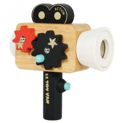 Honeybake - Hollywood caméra