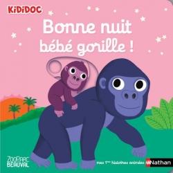Kididoc - Bonne nuit bébé gorille !