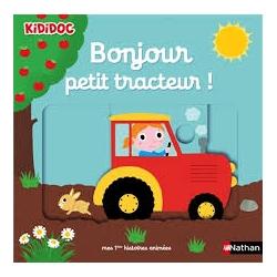 Kididoc - Bonjour petit tracteur !