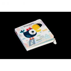 Livre sonore et tactile - Vrooom