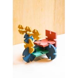 Euclide - Construction 50 pièces mixtes