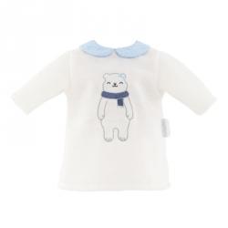 Vêtement robe hiver polaire Bébé 36cm
