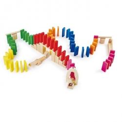 Cascade de dominos