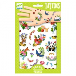 Tatouages - Happy garden