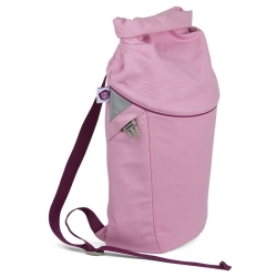 Grand sac à dos - Monstre rose