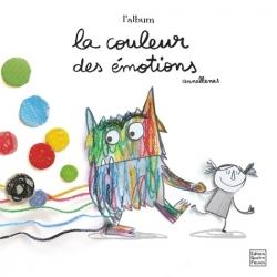 La couleur des émotions - Album