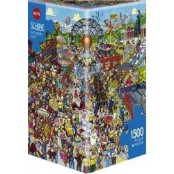 Puzzle 1500p - Oktoberfest