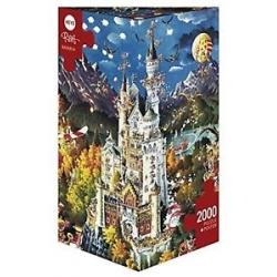 Puzzle 2000p - Bavaria
