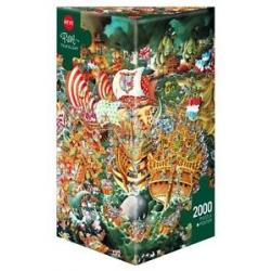 Puzzle 2000p - Trafalgar